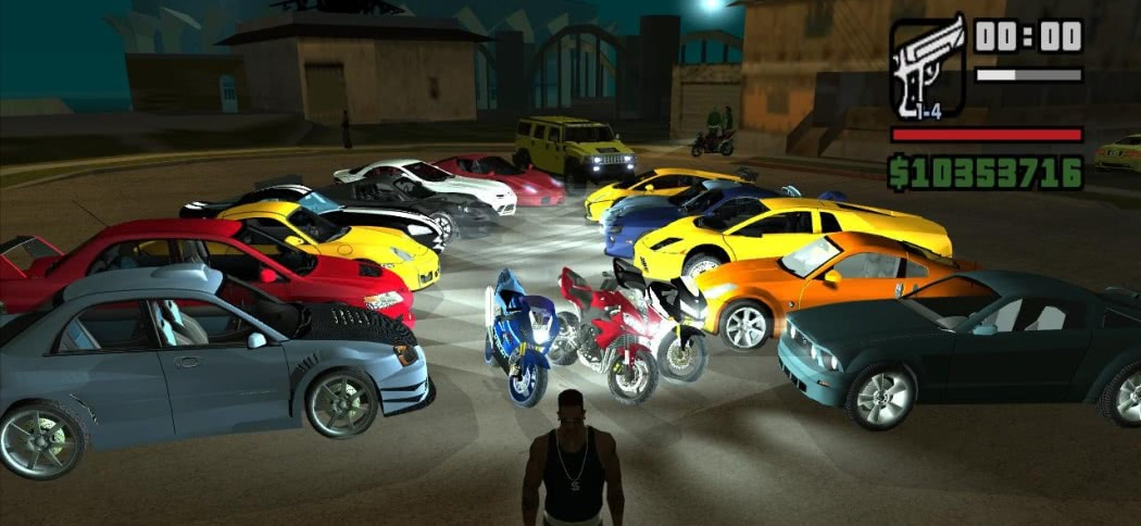 Grand Theft Auto: San Andreas Multiplayer Game Server Hosting